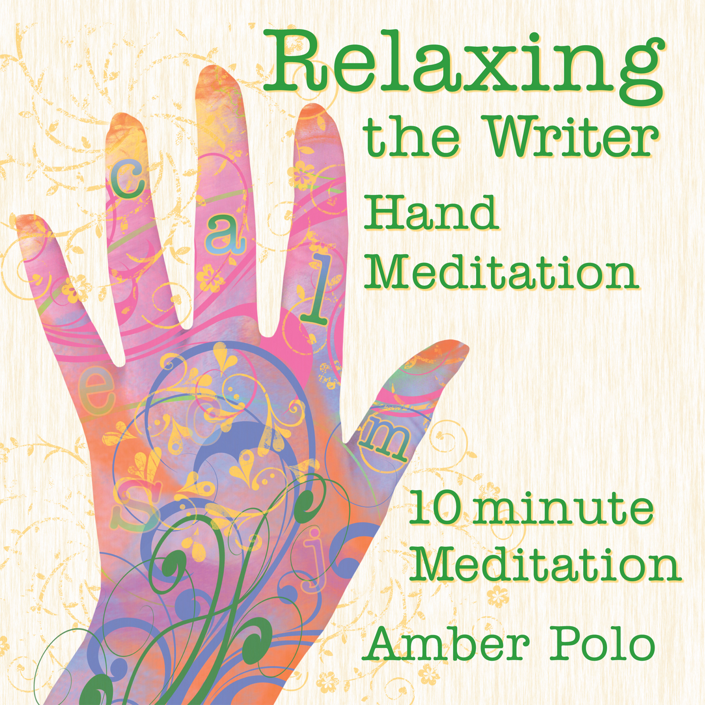Relaxing the Writer Hand Meditation MP3